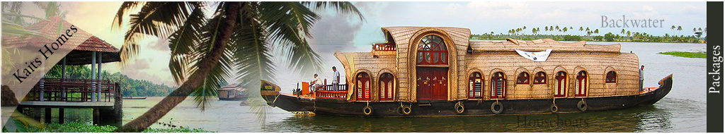 Boathouse Packages in Alleppey